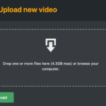 Upload videos directly in WordPress